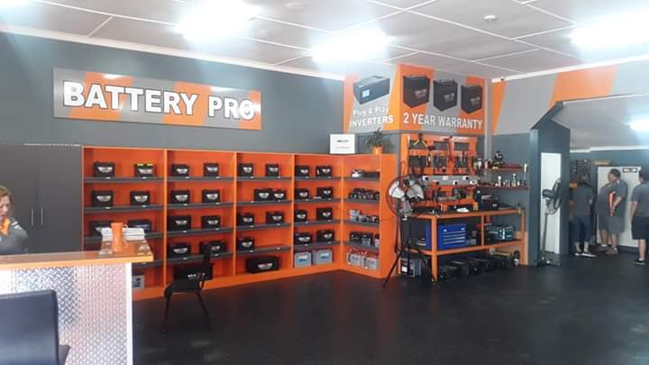 Battery Pro MAXIM batteries